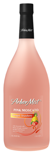 Arbor Mist Pink Moscato Pineapple Strawberry 750ml - Case...